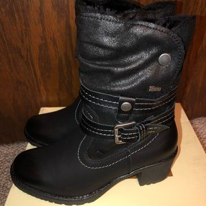 Spring step Winter boots